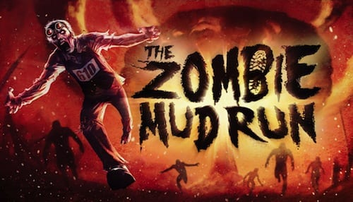 Reading Pennsylvania The Zombie Mud Run 2015