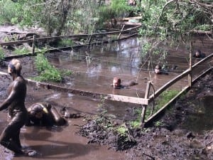 Johns Island Mud Run Barbed Wire 1