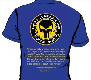 Chris Kyle 2015 memorial tshirt - BACK (FINAL)