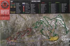SRWC-map