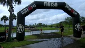 Spartan Race Finish Miami