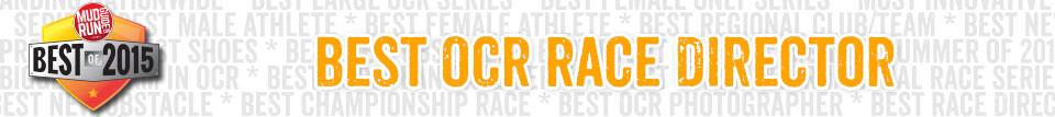 Best OCR Race Director