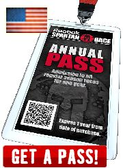 Spartan Race Annual Pass
