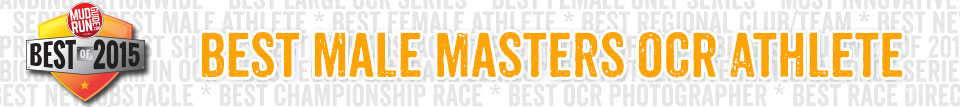 Best Male Masters OCR Athlete