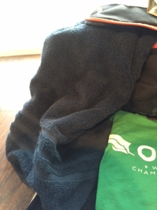 Towel - ocr essentials