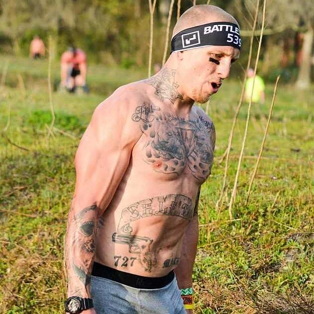 Profile picture -- Tyler Markley