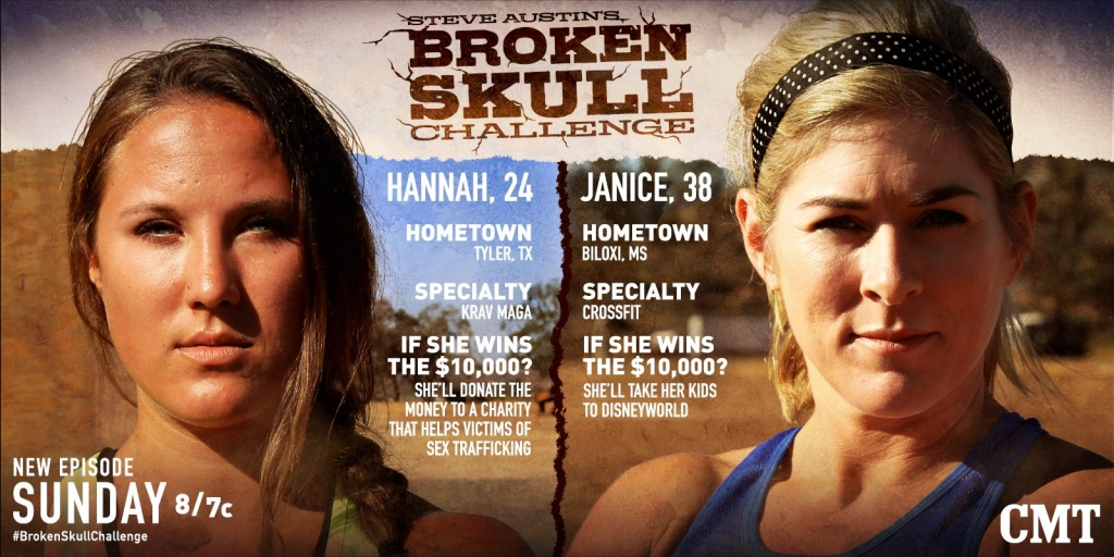 Inside Broken Skull Challenge