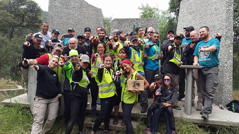 sisu iron finishers staff