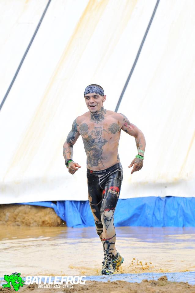 Multiple time BFX winner and ultra-OCR athlete Michael Bell has his sights set on a strong finish at WTM this year.