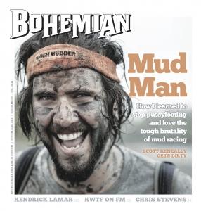 Mud Man Boho Cover