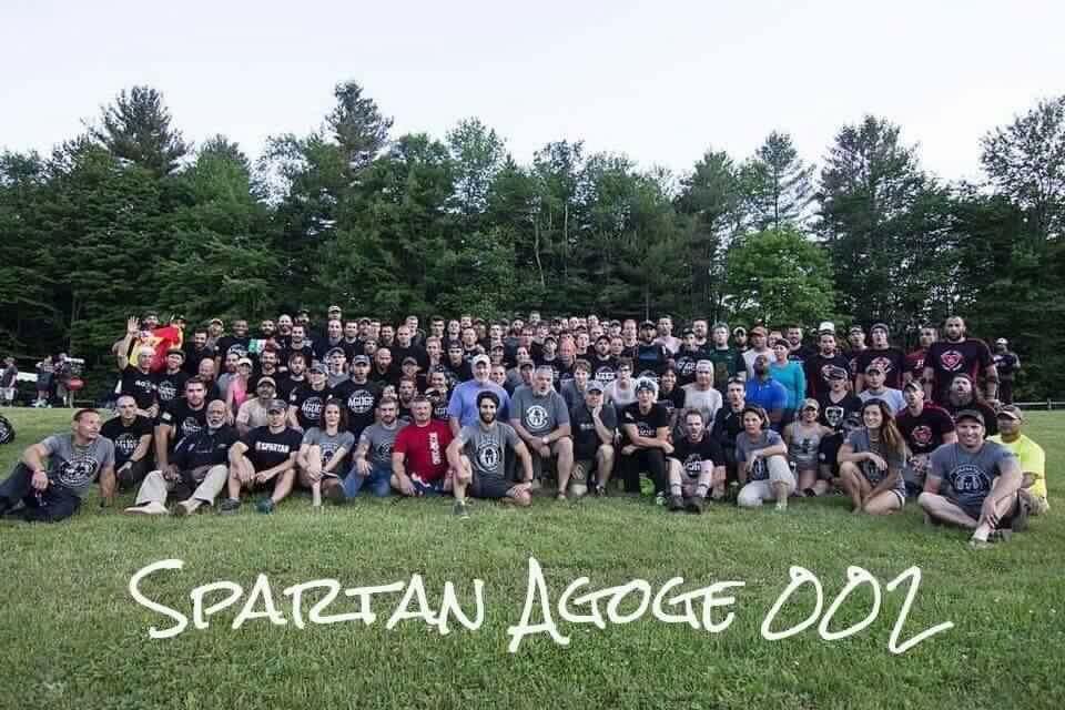 Spartan Agoge class 002