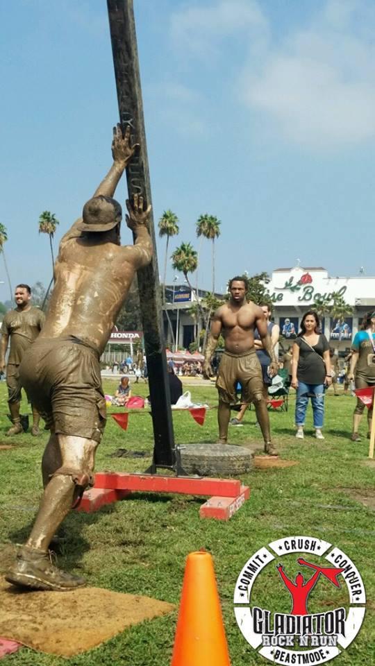 gladiator festival