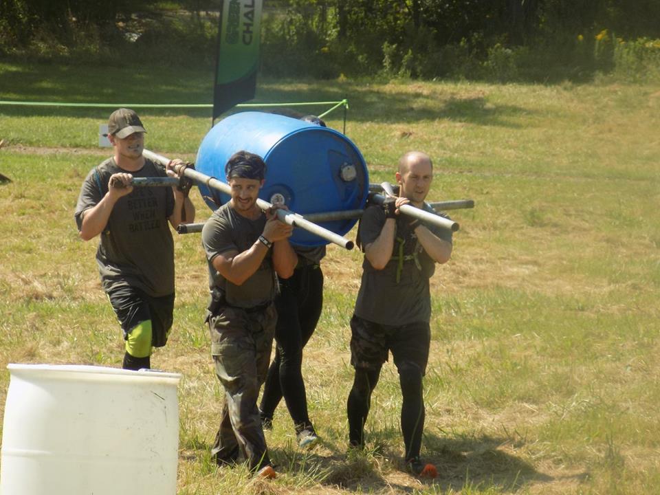 Green Beret Challenge
