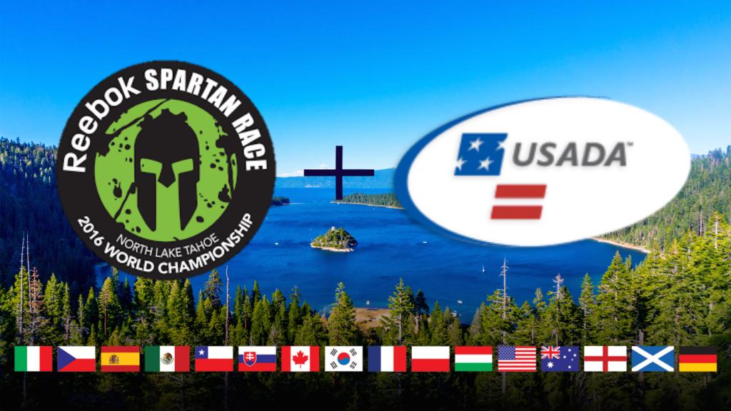 USADA and Spartan Race