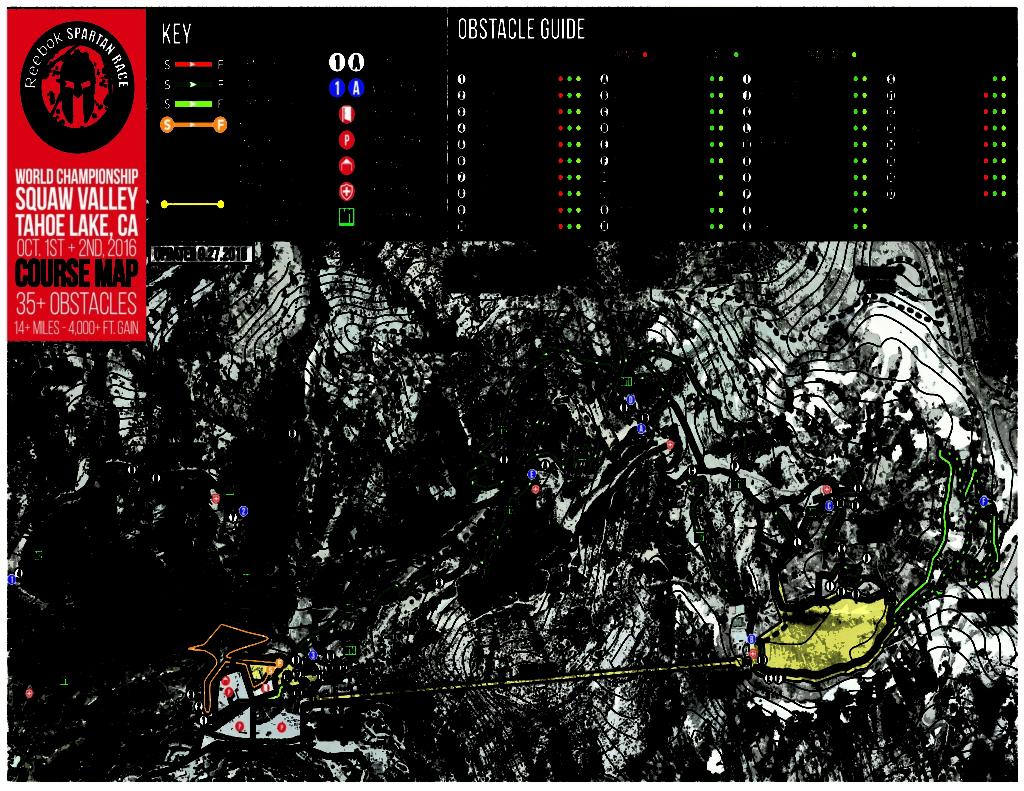 Course Map - Spartan Tahoe 100116CA rev 9.26.16