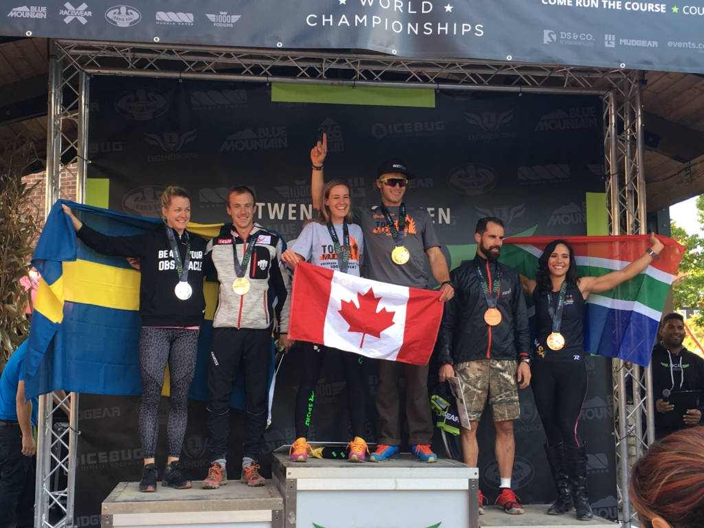 OCR World Championship 3K Short Course Results