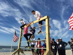 ladder obstacle