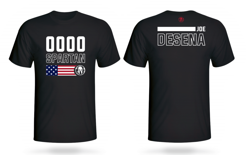 Spartan Race Unveils Podium Shirts Mud Run Ocr Obstacle Course Race Ninja Warrior Guide
