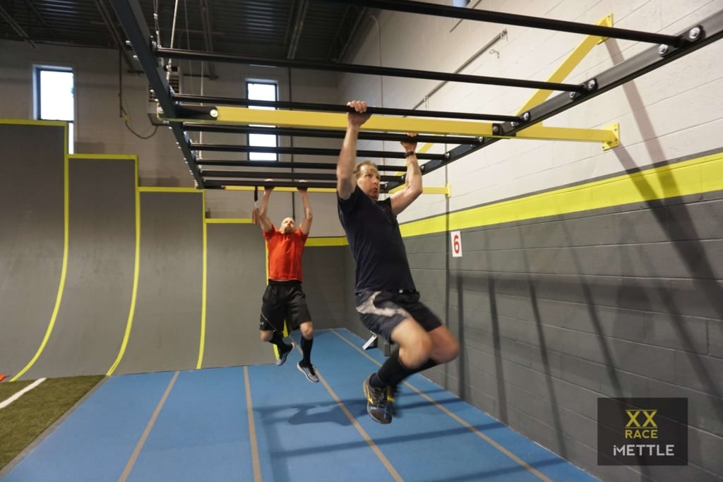 monkey bars Philly Spartans
