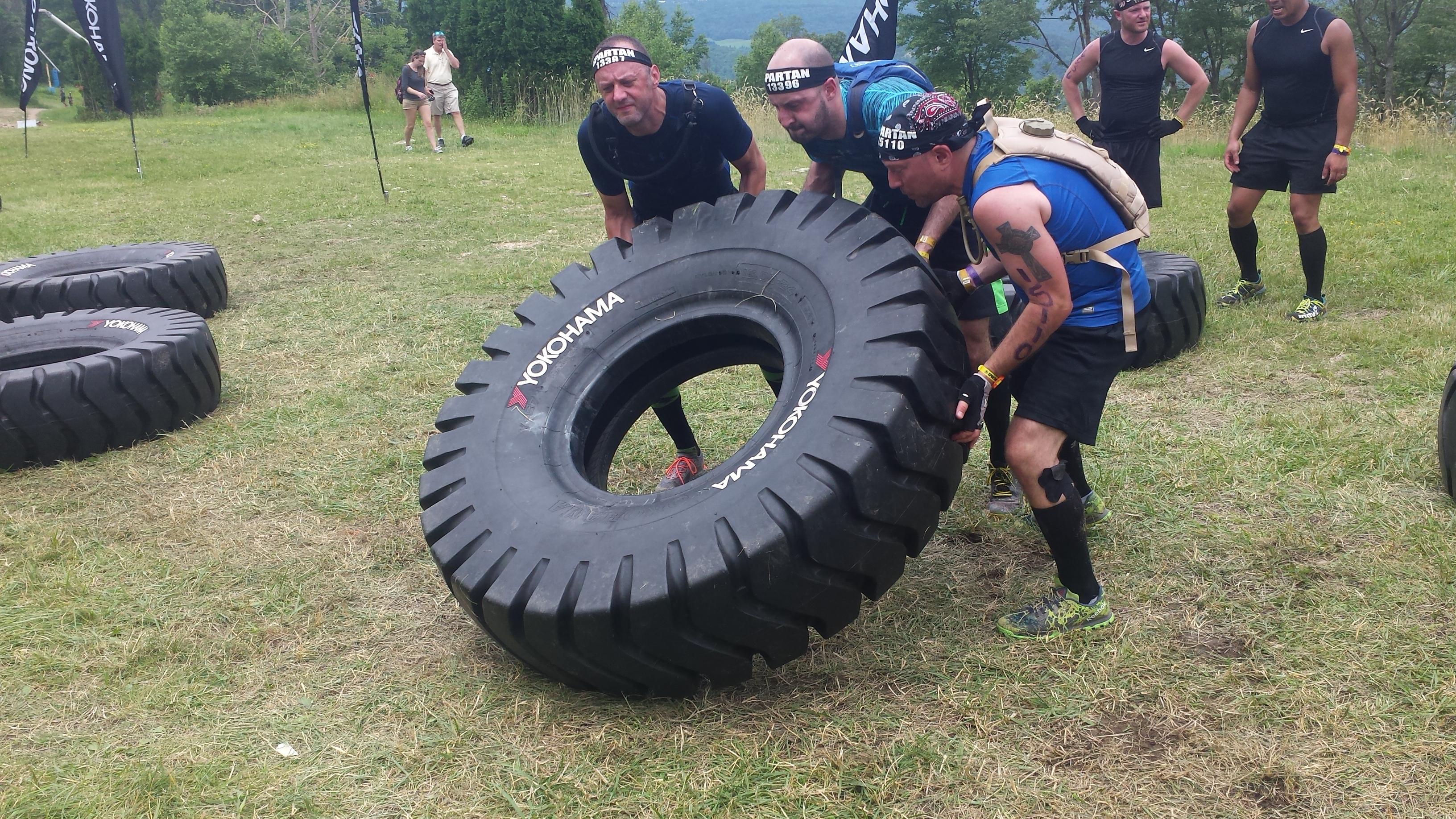 Spartan Race Palmerton 2017