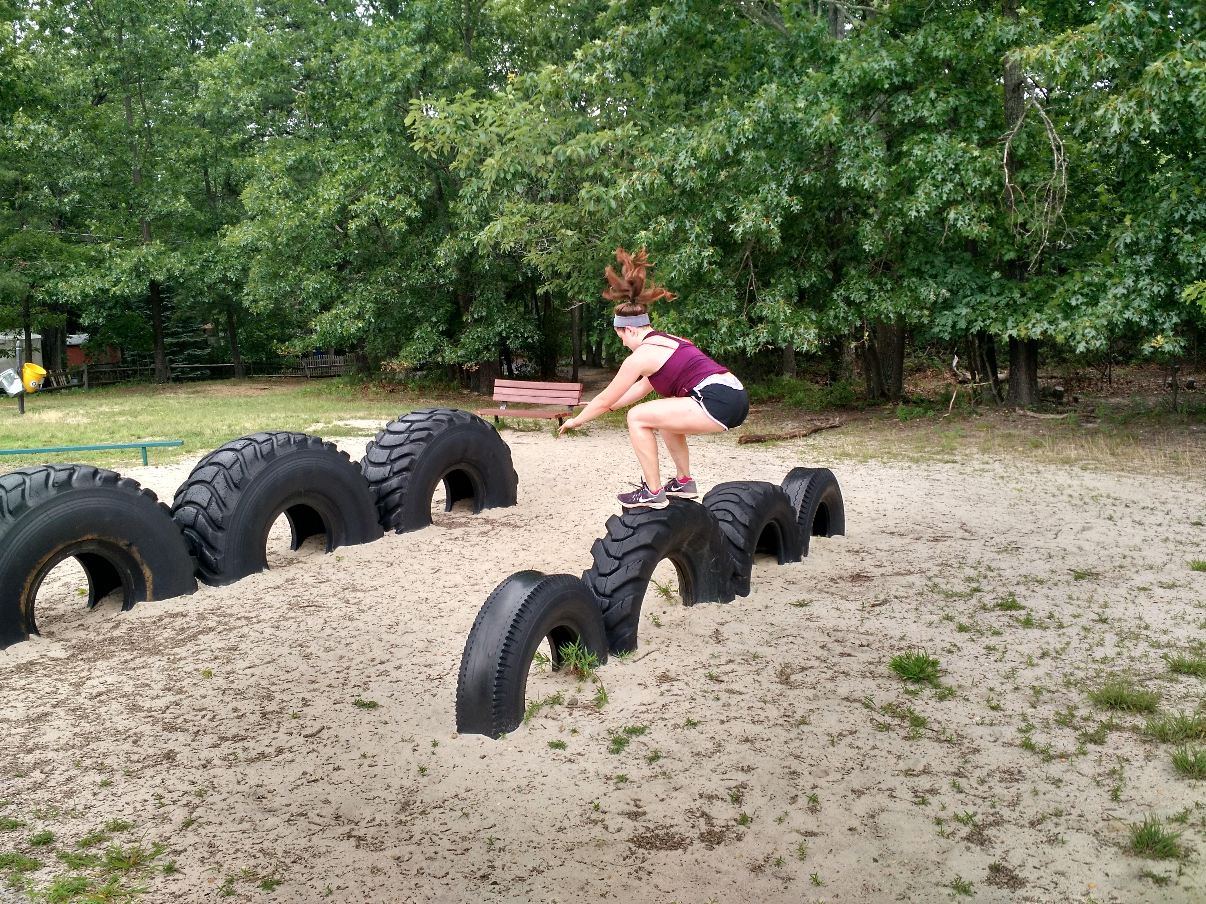 tire jump