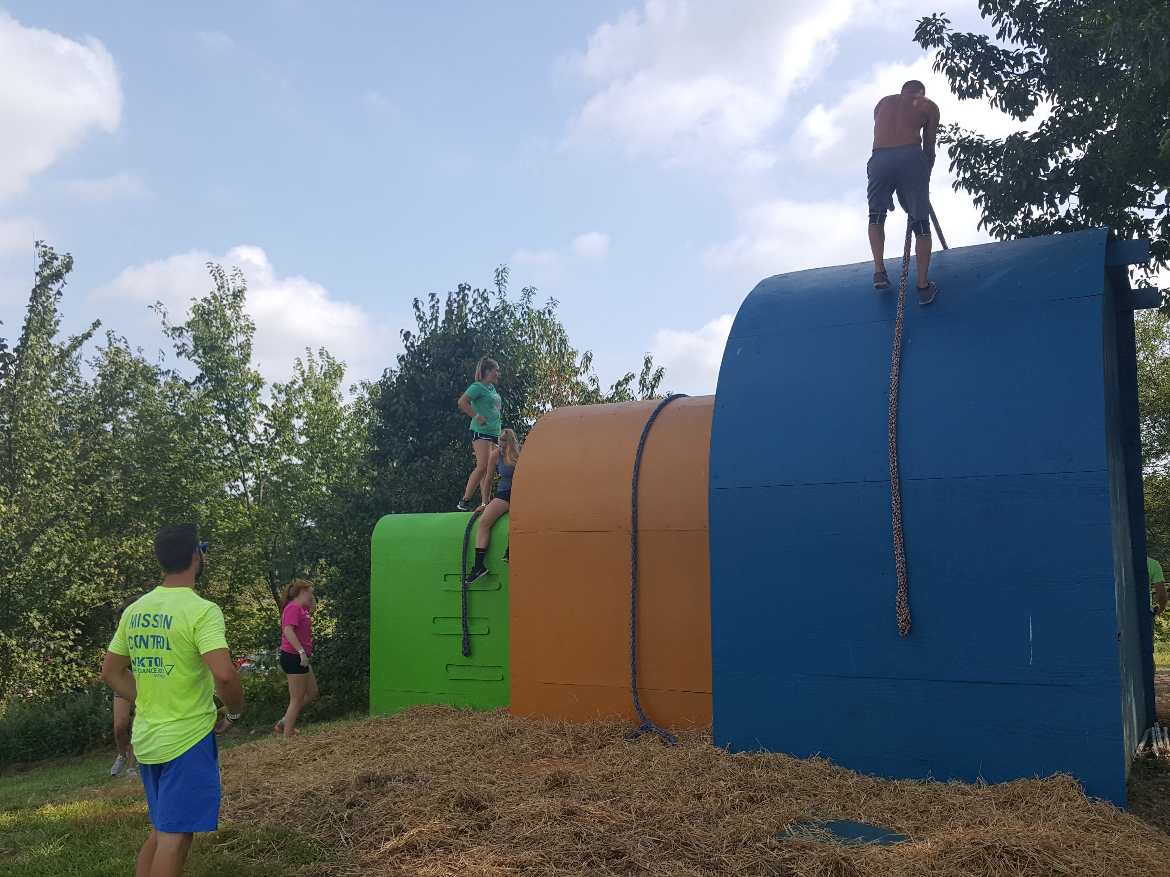 Goliathon Try The Obstacle Day